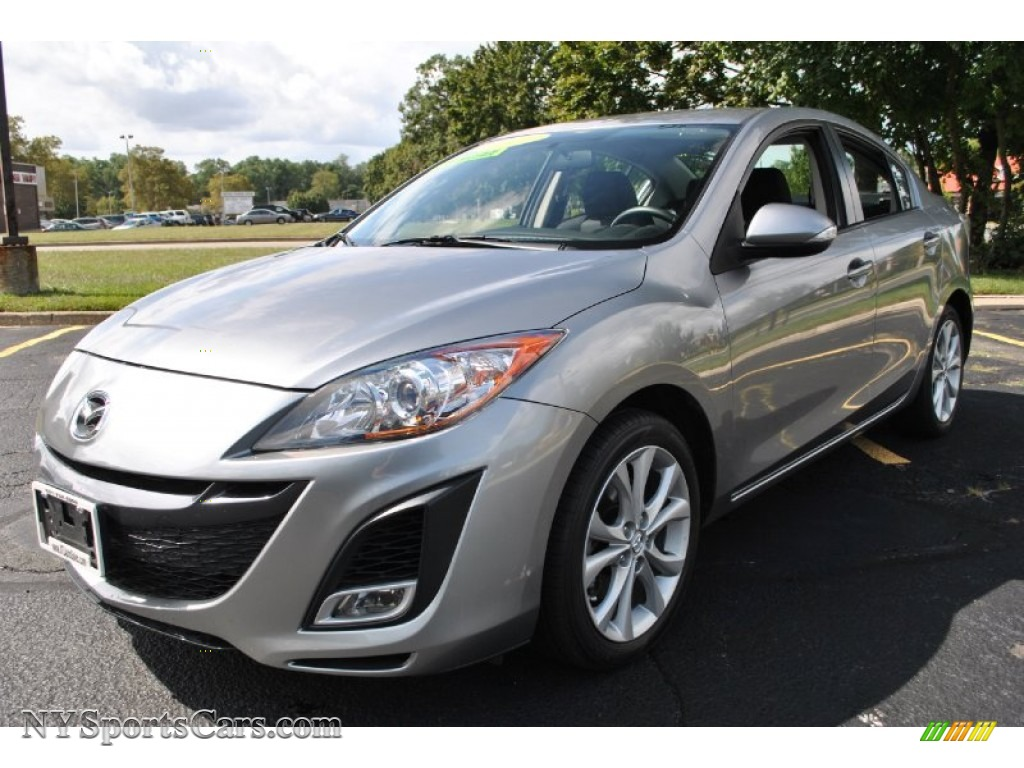 2010 mazda mazda3 s grand touring 4 door in liquid silver. Black Bedroom Furniture Sets. Home Design Ideas