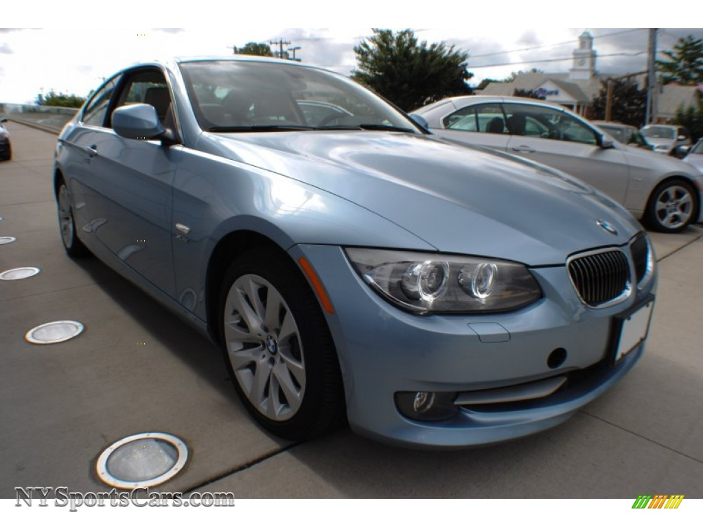 2012 Bmw 3 Series 328i Xdrive Coupe In Liquid Blue
