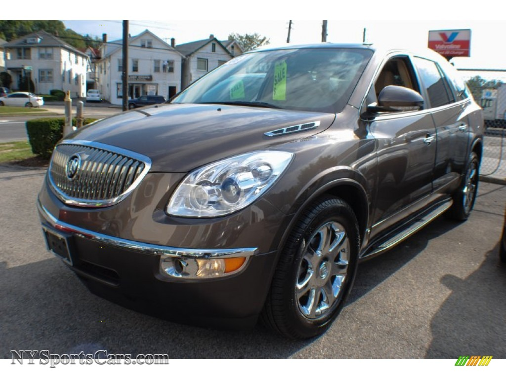 2008 buick enclave cxl awd in cocoa metallic 210370 cars for sale in new york. Black Bedroom Furniture Sets. Home Design Ideas