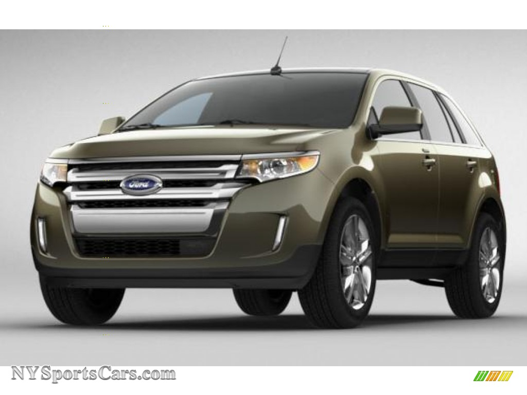 2013 Ford Focus Se Hatchback >> Deleted Listing - 2013 Ford Edge SEL AWD in Kodiak Brown ...