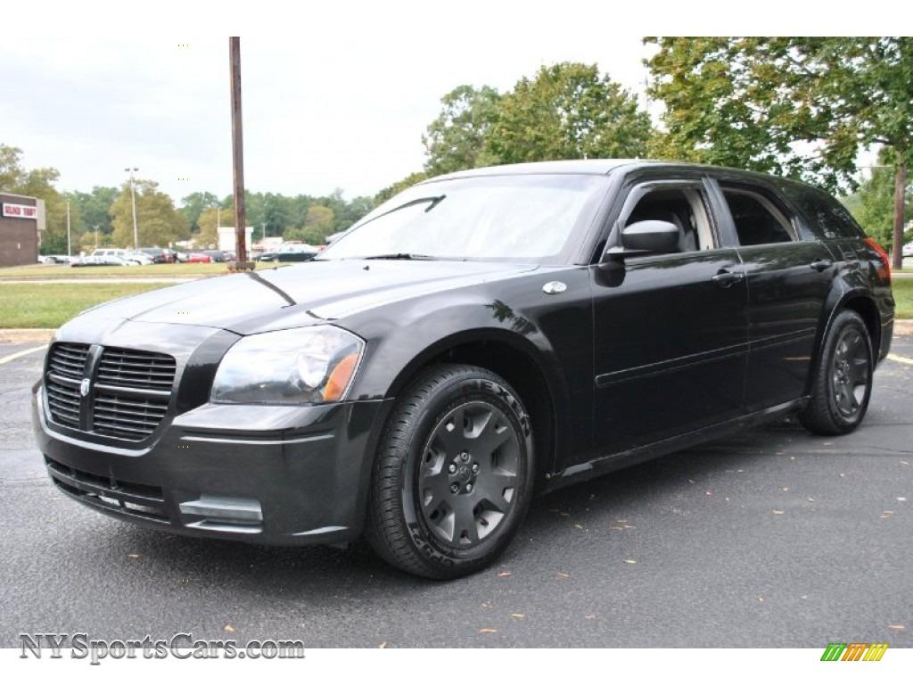 2005 dodge magnum se in brilliant black crystal pearl 622407 cars for. Black Bedroom Furniture Sets. Home Design Ideas