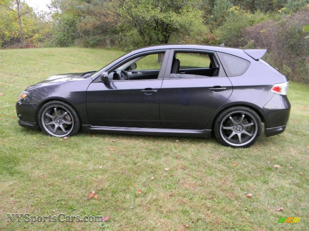 2009 subaru impreza wrx wagon in dark gray metallic photo 3 2009 impreza wrx wagon dark gray metallic carbon black photo 3 vanachro Images