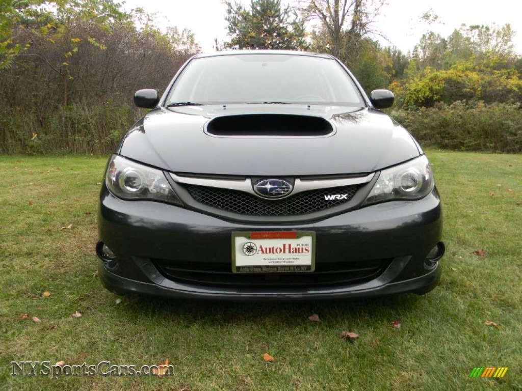 2009 subaru impreza wrx wagon in dark gray metallic photo 9 821991 cars. Black Bedroom Furniture Sets. Home Design Ideas