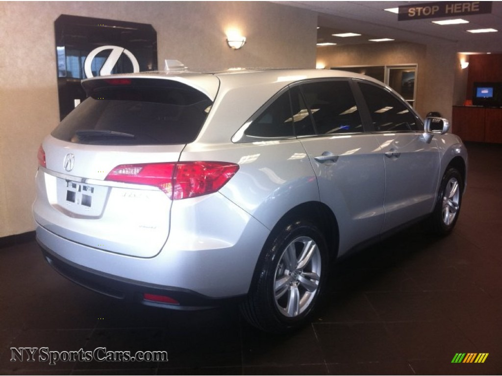 2013 acura rdx awd in silver moon photo 2 002328 cars for sale in new york. Black Bedroom Furniture Sets. Home Design Ideas