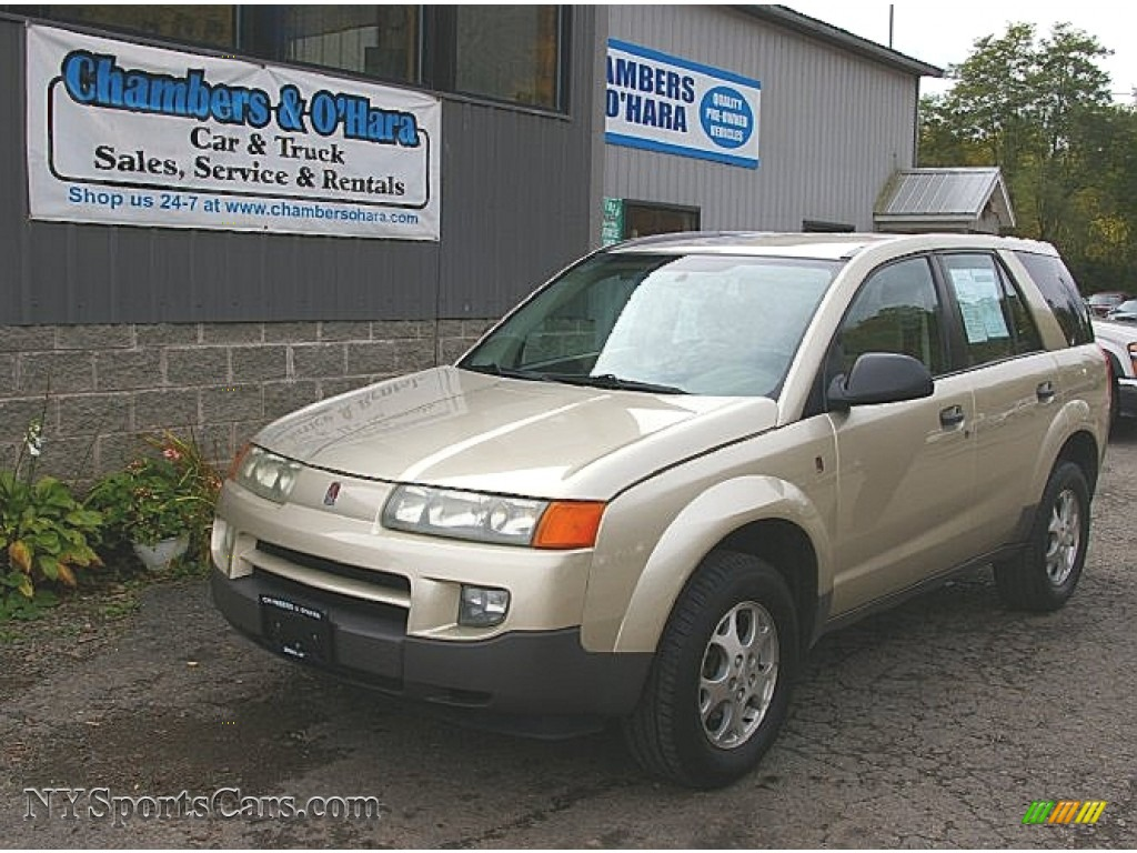 2002 Saturn VUE V6 AWD in Gold - 801447 | NYSportsCars.com - Cars for sale in New York