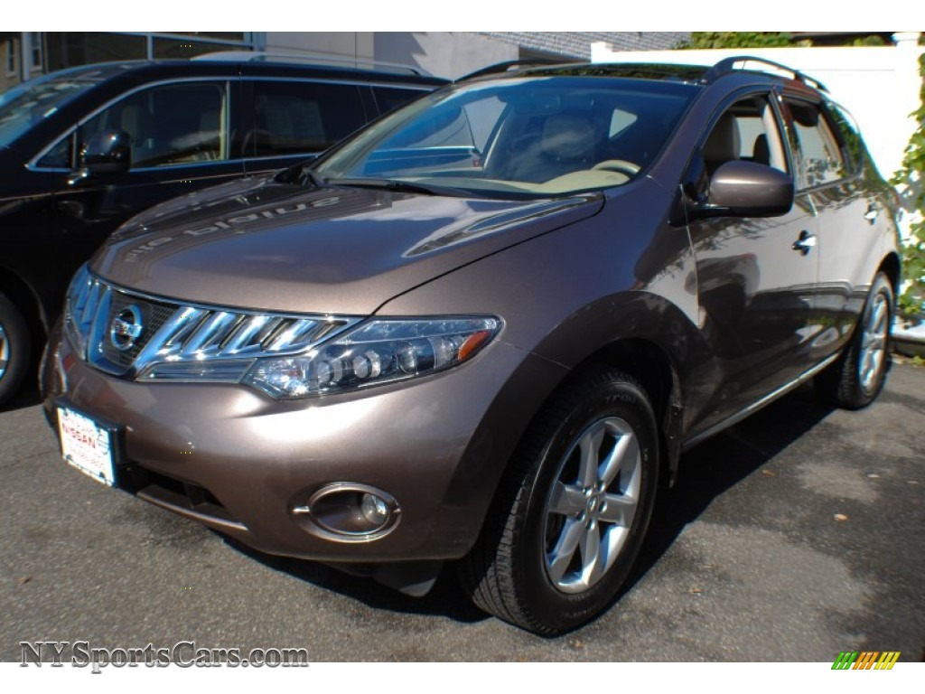 2009 nissan murano sl awd in tinted bronze metallic 206404 tinted bronze metallic beige nissan murano sl awd vanachro Image collections
