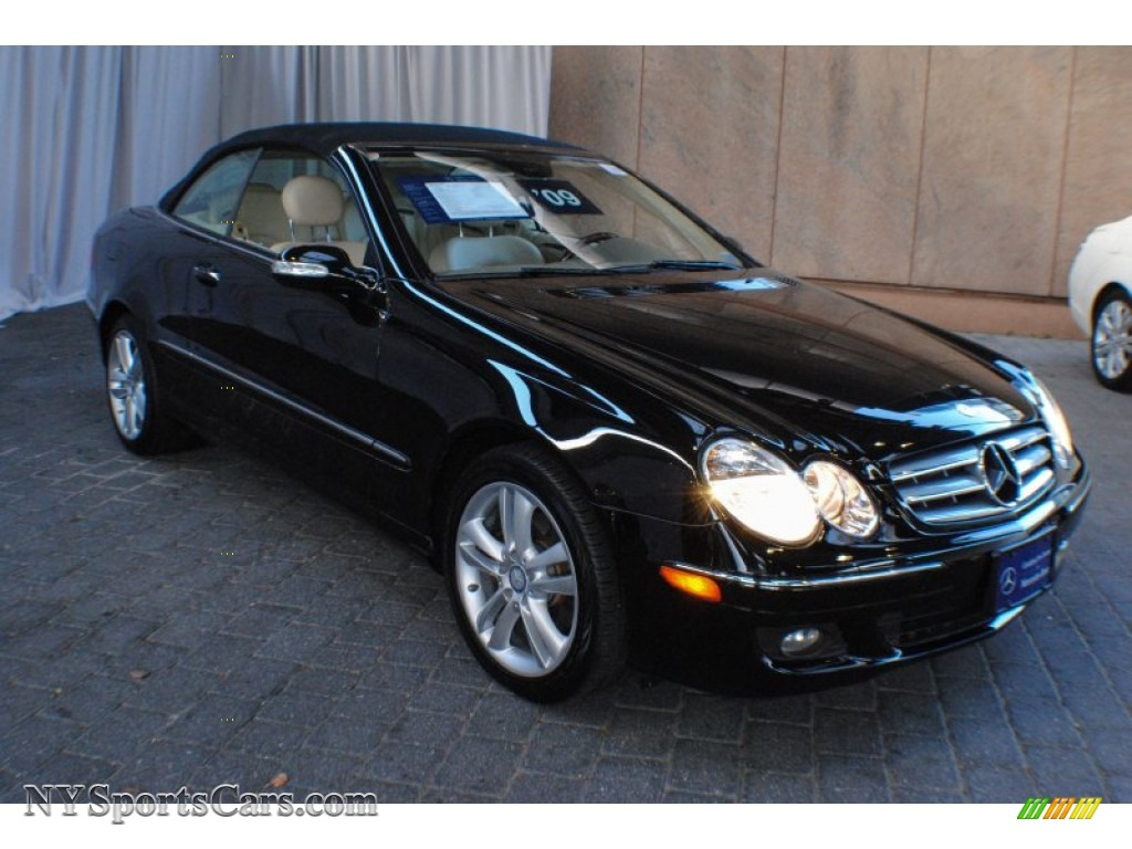2009 mercedes benz clk 350 cabriolet in black photo 7 for 2009 mercedes benz clk350 for sale