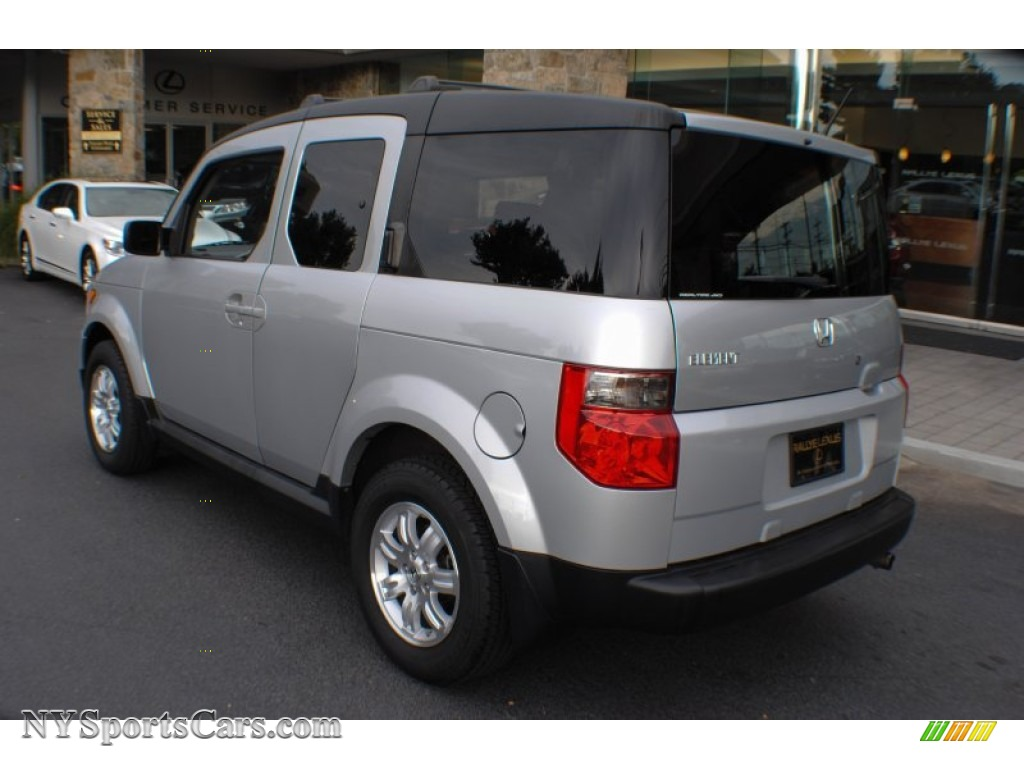 2008 honda element ex awd in alabaster silver metallic photo 4 018521. Black Bedroom Furniture Sets. Home Design Ideas