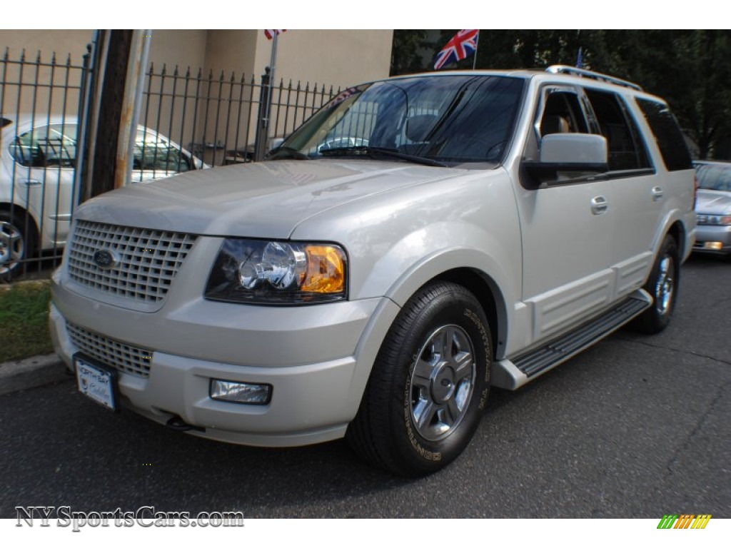 ford expedition limited   cashmere tri coat metallic  nysportscarscom