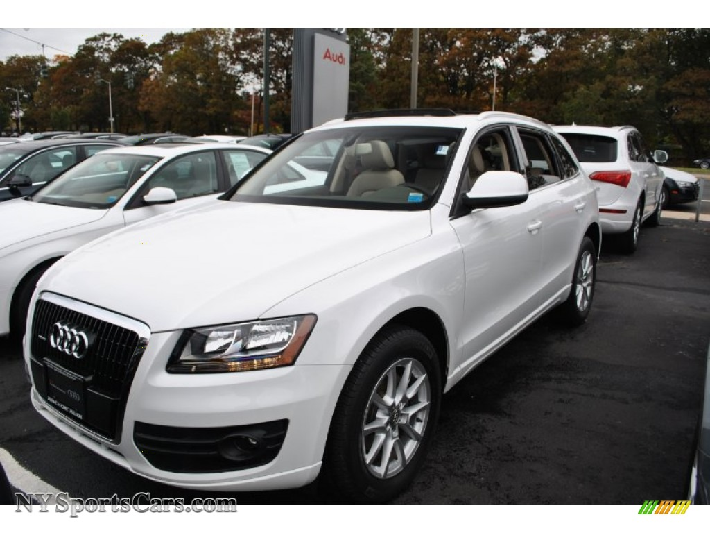 2009 audi q5 3 2 premium quattro in ibis white 049518 cars for sale in. Black Bedroom Furniture Sets. Home Design Ideas