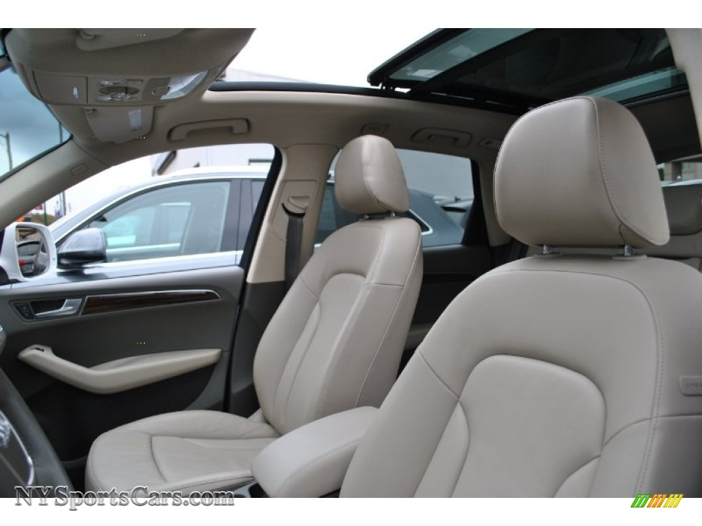 2010 Audi Q5 3 2 Quattro In Ibis White Photo 12 032271 Nysportscars Com Cars For Sale In New York