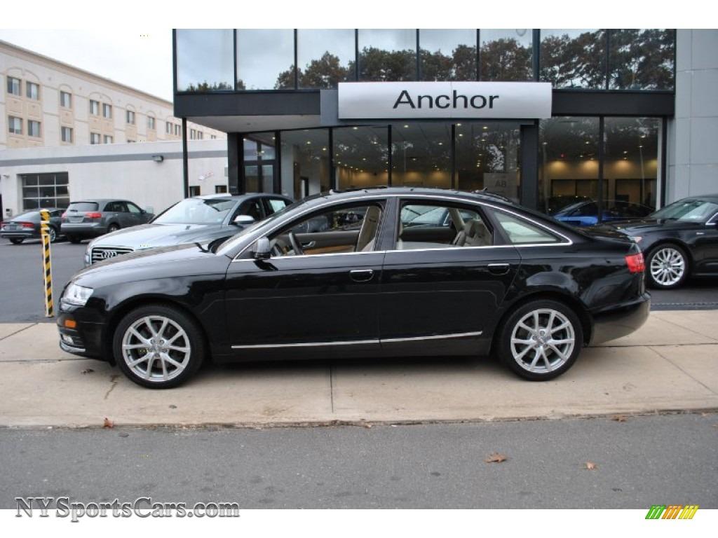2009 audi a6 3 0t quattro sedan in brilliant black photo 3 025262 cars. Black Bedroom Furniture Sets. Home Design Ideas