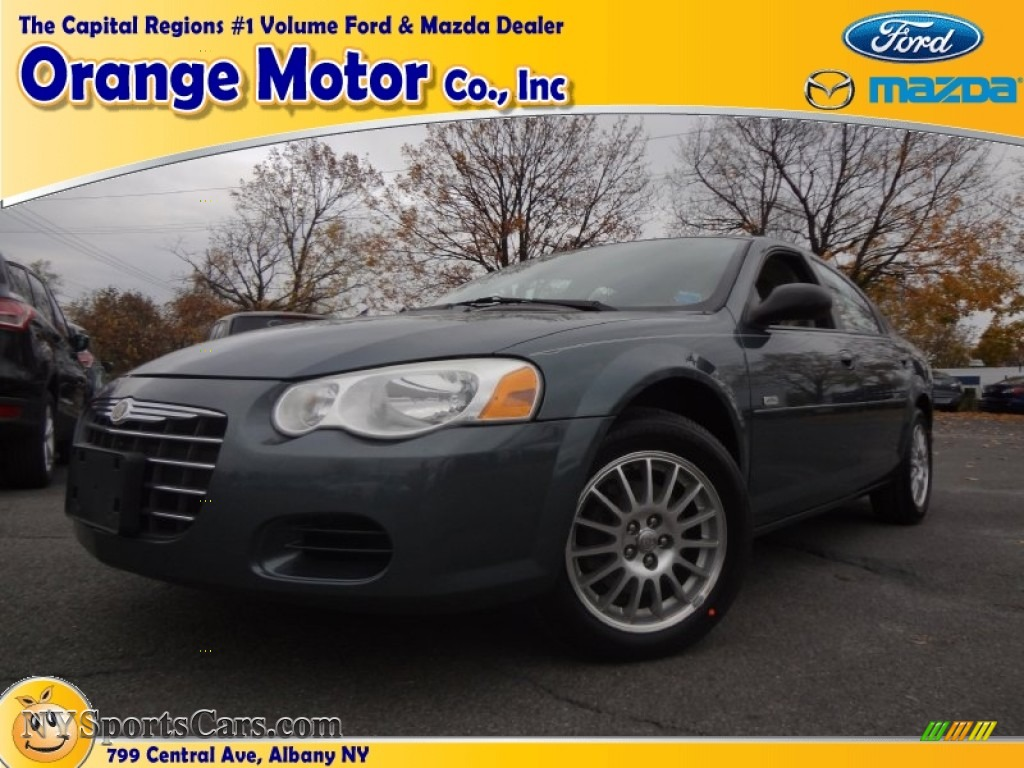 2005 chrysler sebring touring sedan in graphite metallic for Orange motors albany new york