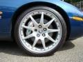 Jaguar XK XKR Convertible Pacific Blue Metallic photo #8