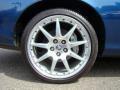 Jaguar XK XKR Convertible Pacific Blue Metallic photo #10