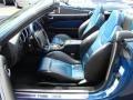 Jaguar XK XKR Convertible Pacific Blue Metallic photo #13