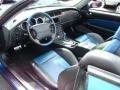 Jaguar XK XKR Convertible Pacific Blue Metallic photo #14
