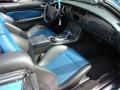 Jaguar XK XKR Convertible Pacific Blue Metallic photo #21