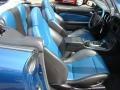 Jaguar XK XKR Convertible Pacific Blue Metallic photo #22