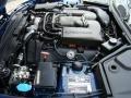 Jaguar XK XKR Convertible Pacific Blue Metallic photo #28