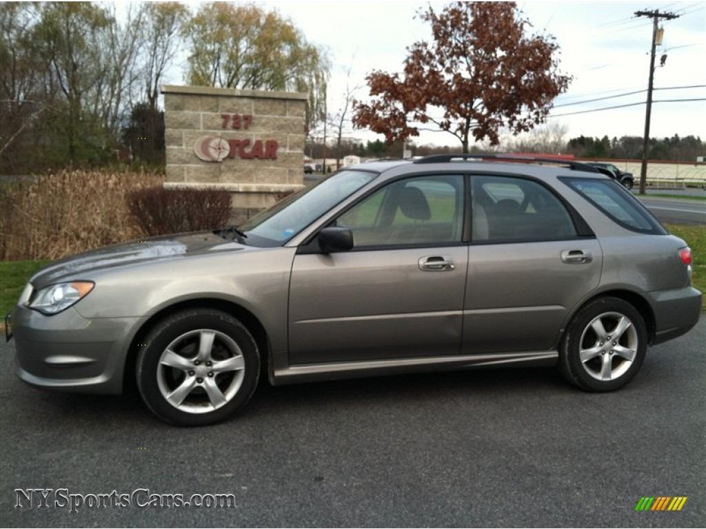 2006 subaru impreza wagon in steel gray metallic 820107 cars for. Black Bedroom Furniture Sets. Home Design Ideas