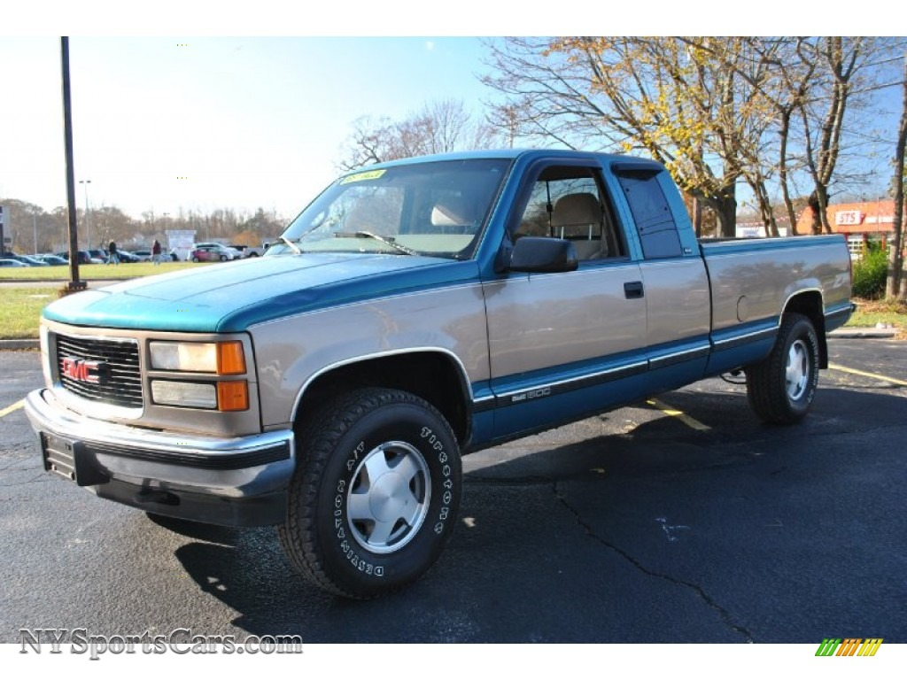 1997 gmc sierra 1500 slt extended cab in laguna green metallic 538262 nysportscars com GMC Terrain Transmission Fill Location GMC Terrain Transmission Filter