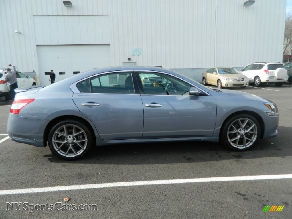 2011 Nissan Maxima 3.5 SV in Ocean Gray photo #6 - 867292 ...