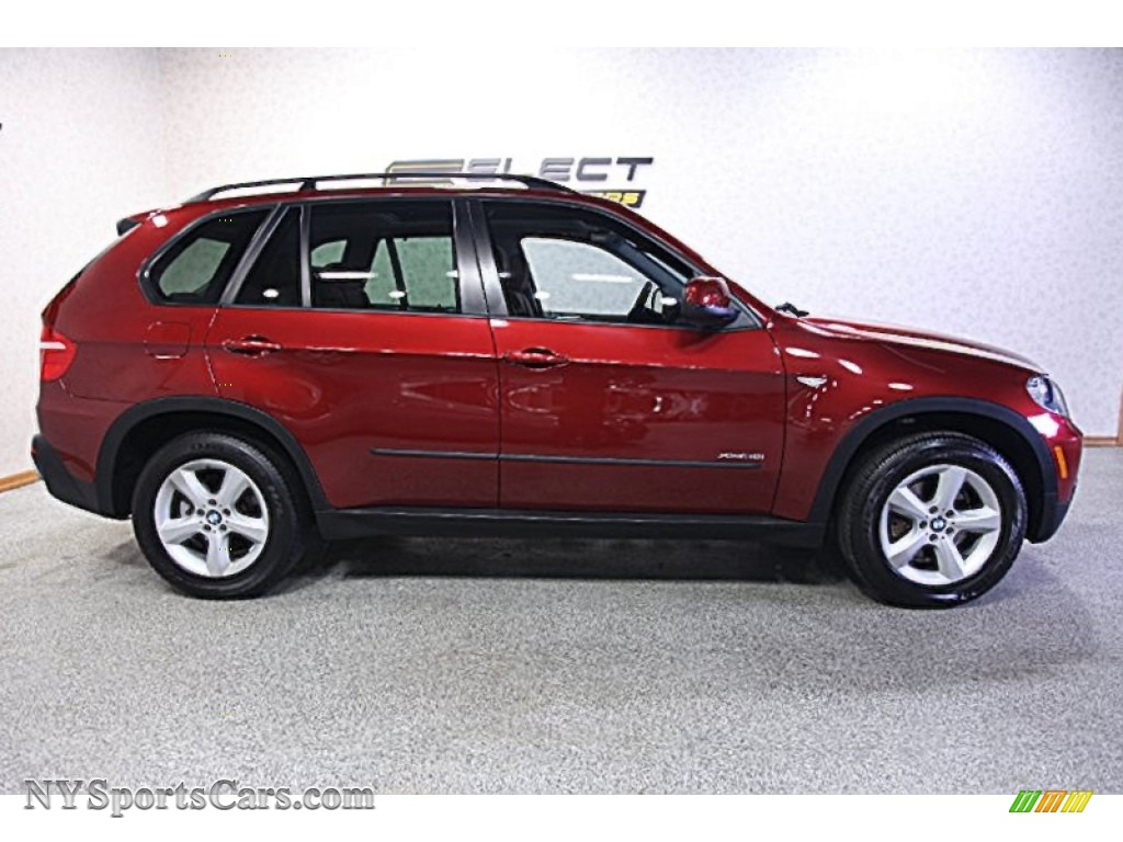 2009 bmw x5 xdrive30i in vermillion red metallic photo 4 274218 cars for. Black Bedroom Furniture Sets. Home Design Ideas