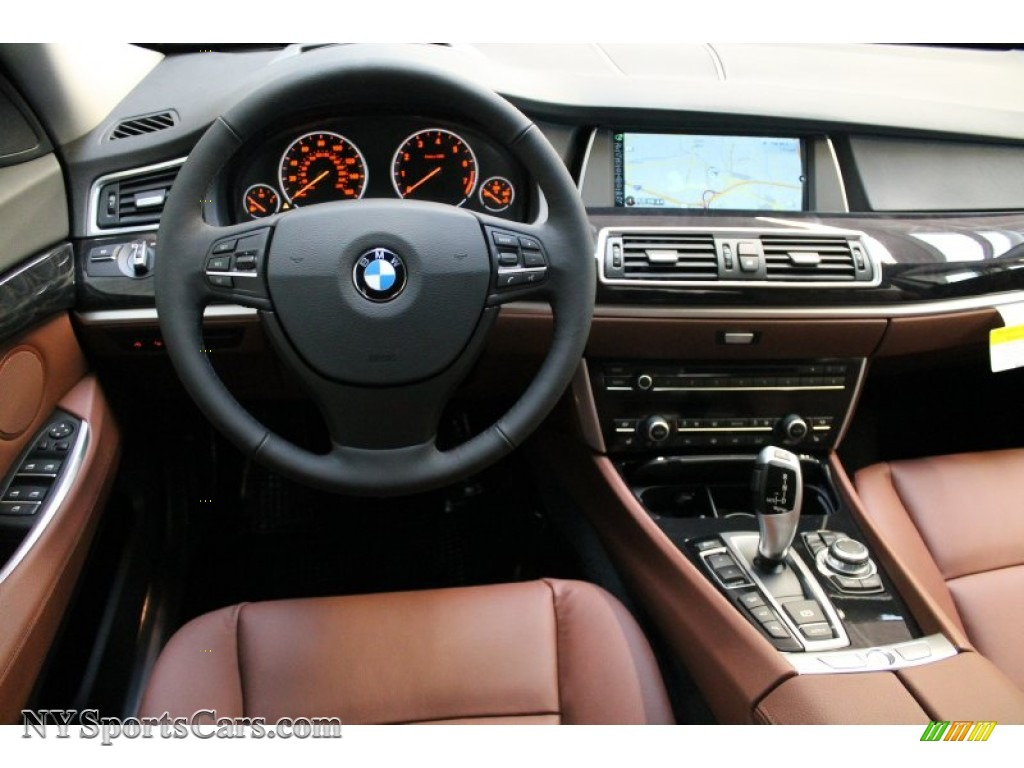 2013 bmw 5 series 535i xdrive gran turismo in imperial blue