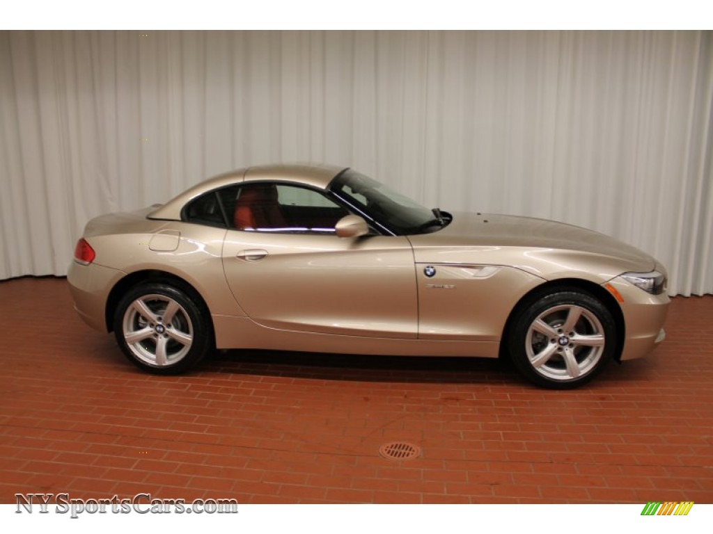 2013 Bmw Z4 Sdrive 28i In Orion Silver Metallic Photo 3 104503 Nysportscars Com Cars For