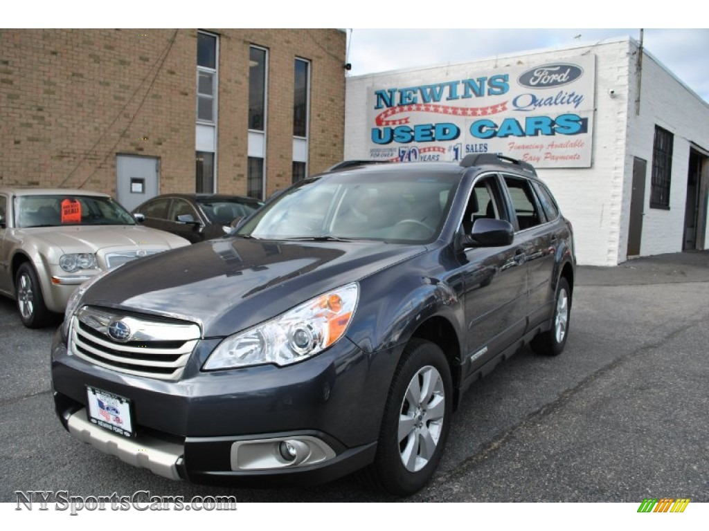 2012 subaru outback 25i limited in graphite gray metallic graphite gray metallic off black subaru outback 25i limited vanachro Images