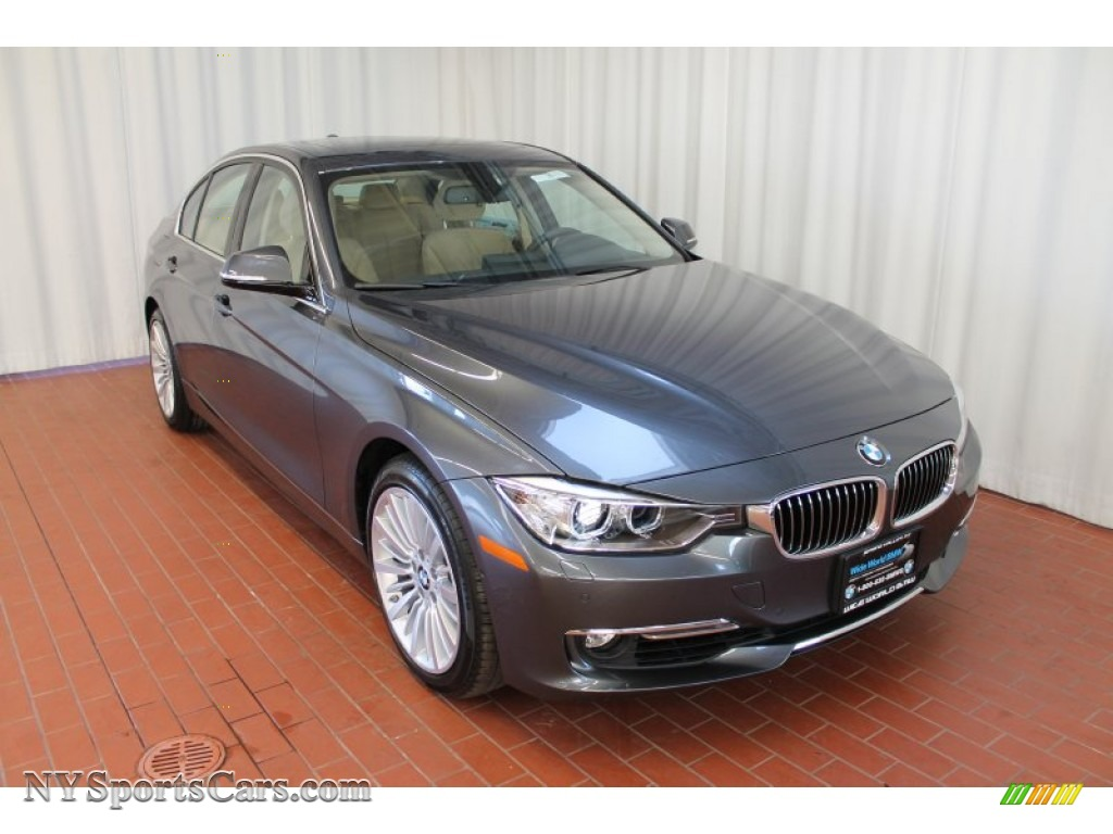 2013 BMW 3 Series ActiveHybrid 3 Sedan in Mineral Grey Metallic ...