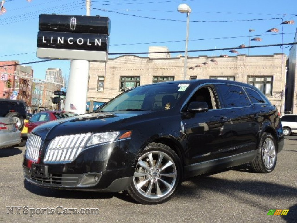 2010 Lincoln MKT AWD EcoBoost in Tuxedo Black Metallic - J03527 ...