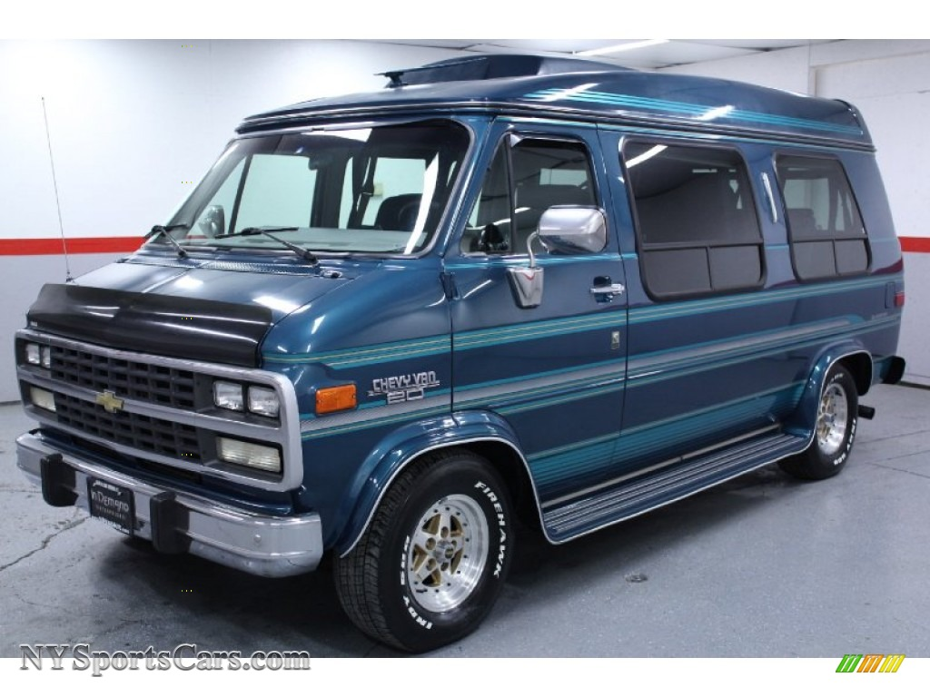 1993 Chevy Van G20 Passenger Conversion