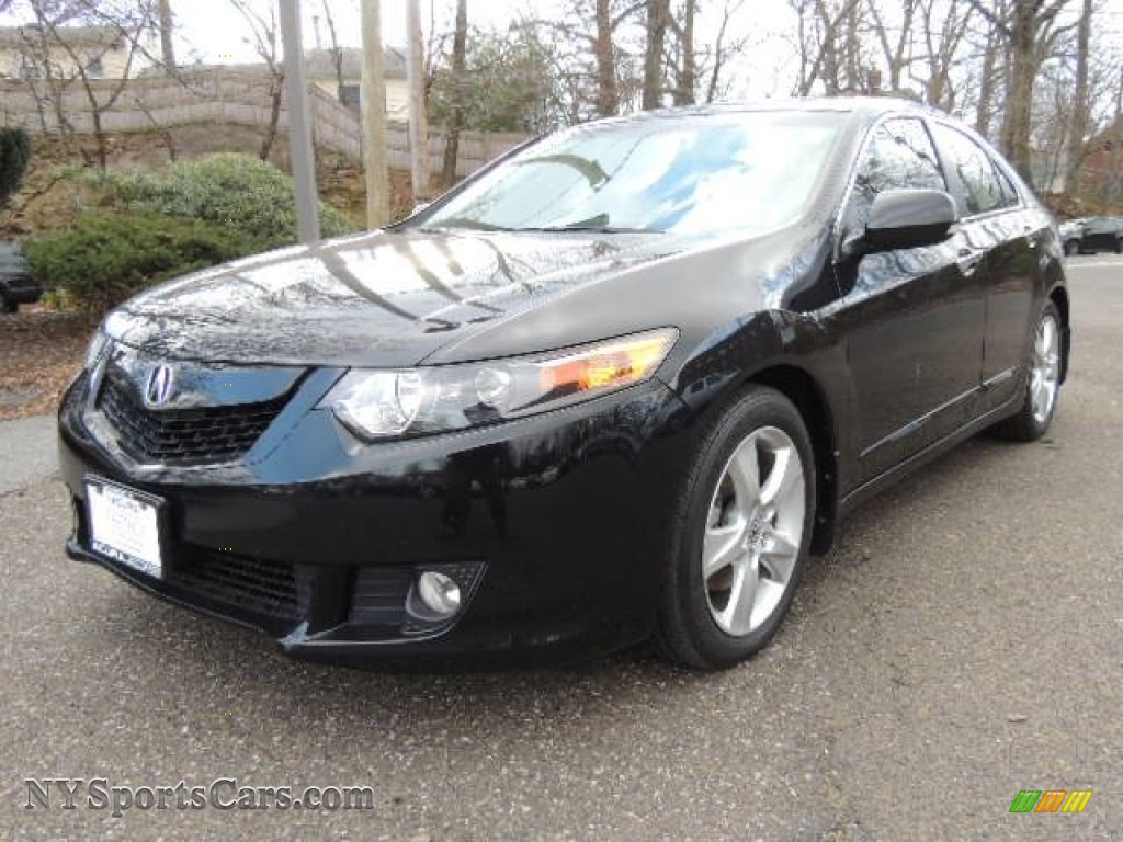2010 acura tsx sedan in crystal black pearl photo 34. Black Bedroom Furniture Sets. Home Design Ideas