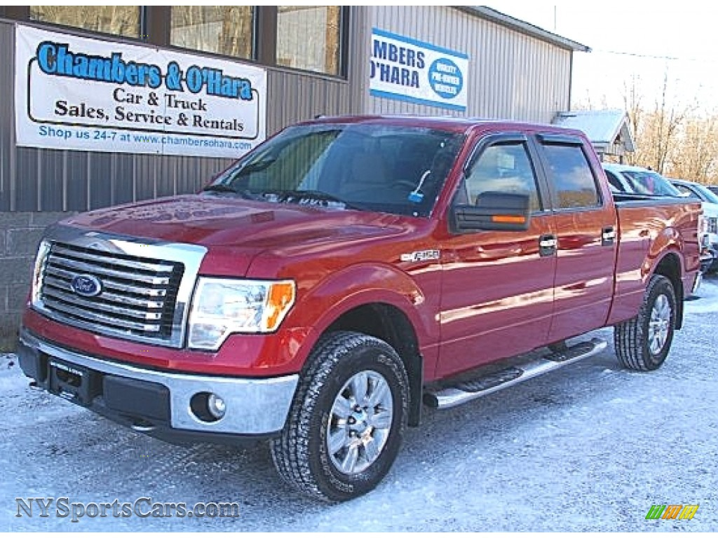 2010 Ford F150 Xlt Supercrew 2010 F150 Xlt Supercrew 4x4