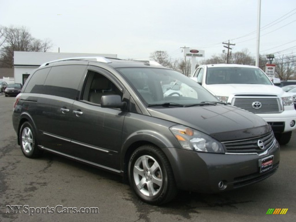 2009 Nissan Quest 3 5 Se In Smoke Photo 3 105162