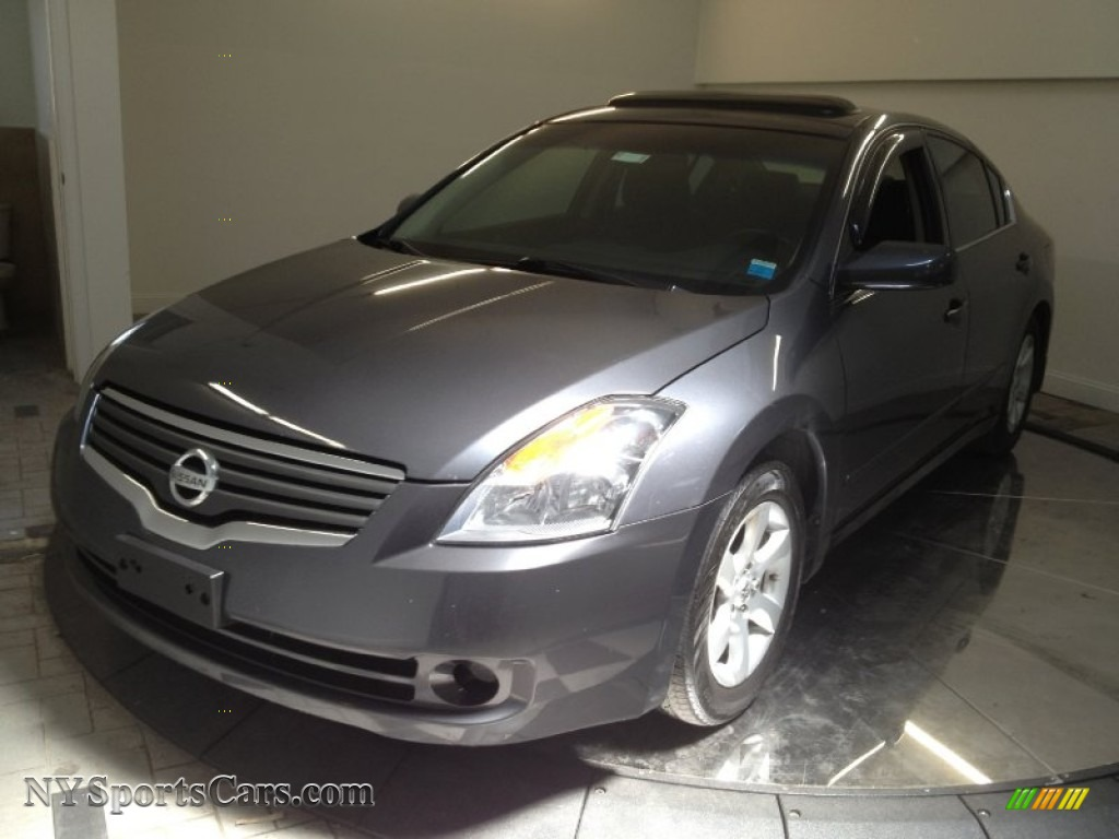 2007 nissan altima 2 5 s in dark slate metallic 162426 cars for sale in. Black Bedroom Furniture Sets. Home Design Ideas