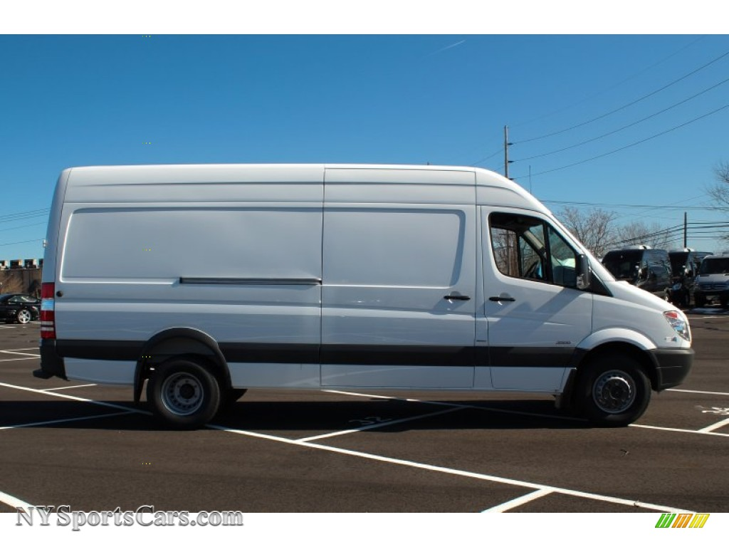 2013 mercedes benz sprinter 3500 high roof cargo van in for Mercedes benz sprinter cargo van