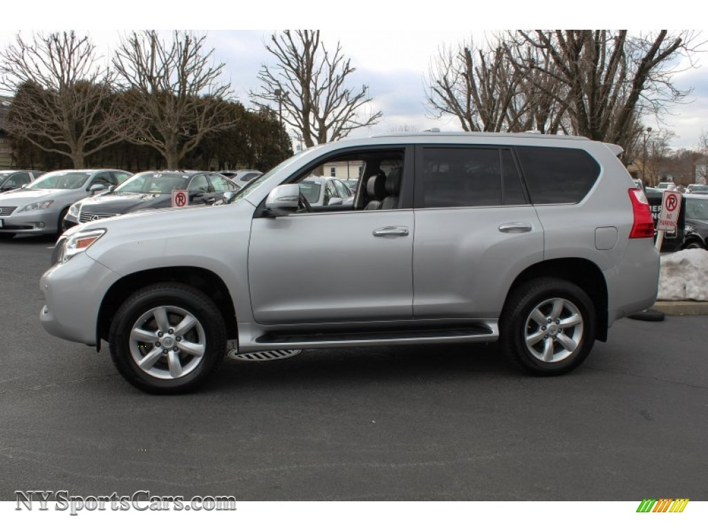 2010 Lexus GX 460 in Tungsten Silver Pearl photo #4 ...
