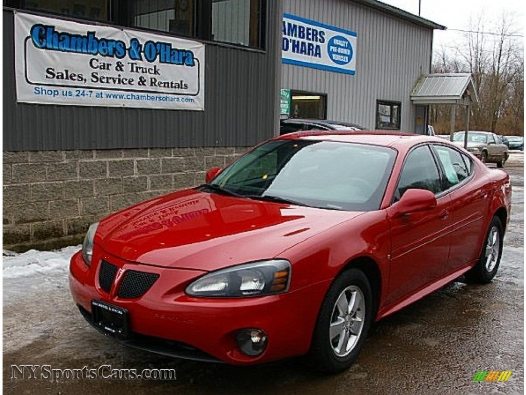 2007 Pontiac Grand Prix Sedan in Crimson Red - 186331 | NYSportsCars.com - Cars for sale in New York