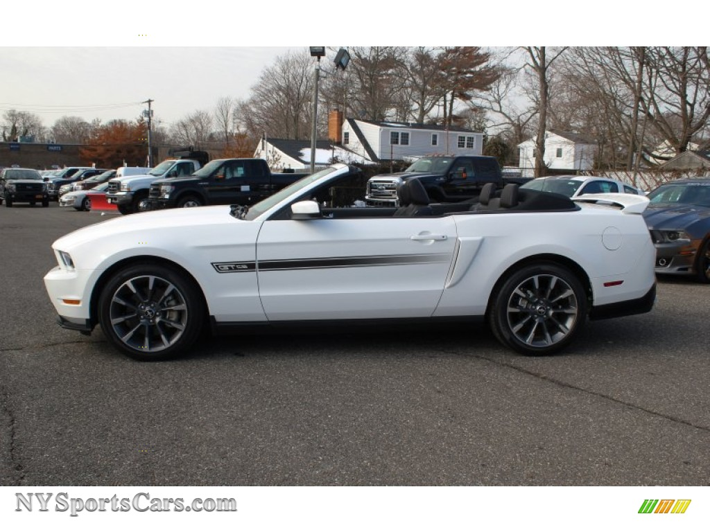 2011 Ford Mustang Gt Cs California Special Convertible In