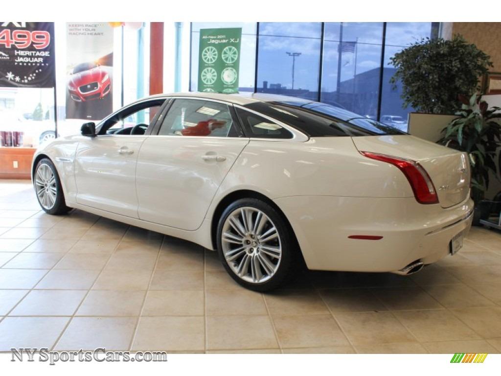 2011 jaguar xj xjl in porcelain white photo 3 v01826 cars for sale in. Black Bedroom Furniture Sets. Home Design Ideas