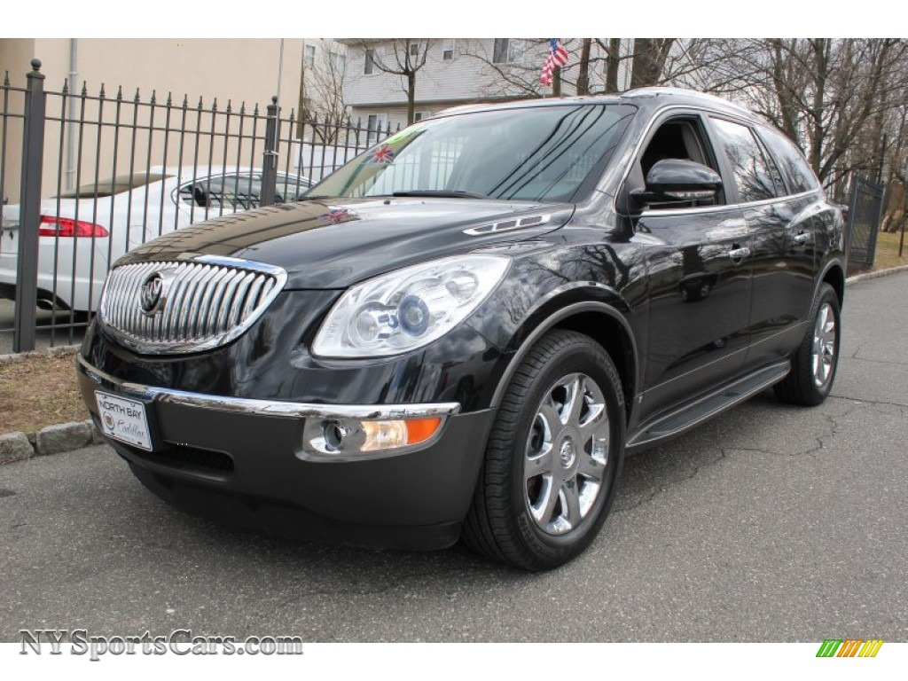 2010 Buick Enclave Cxl Awd In Carbon Black Metallic 202802 Cars For Sale