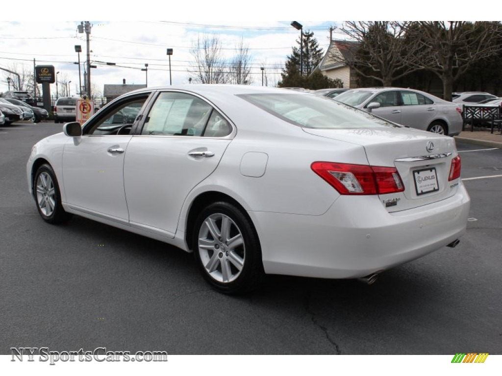 2009 lexus es 350 in starfire pearl white photo 5 306361 cars for sale. Black Bedroom Furniture Sets. Home Design Ideas
