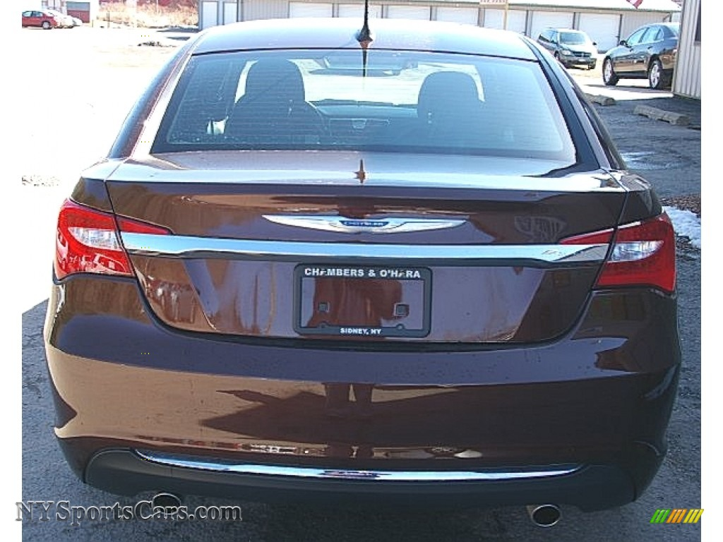 2012 chrysler 200 touring sedan in deep auburn pearl photo 7 169716 nysportscars com cars for sale in new york 2012 chrysler 200 touring sedan in deep auburn pearl photo 7 169716 nysportscars com cars for sale in new york