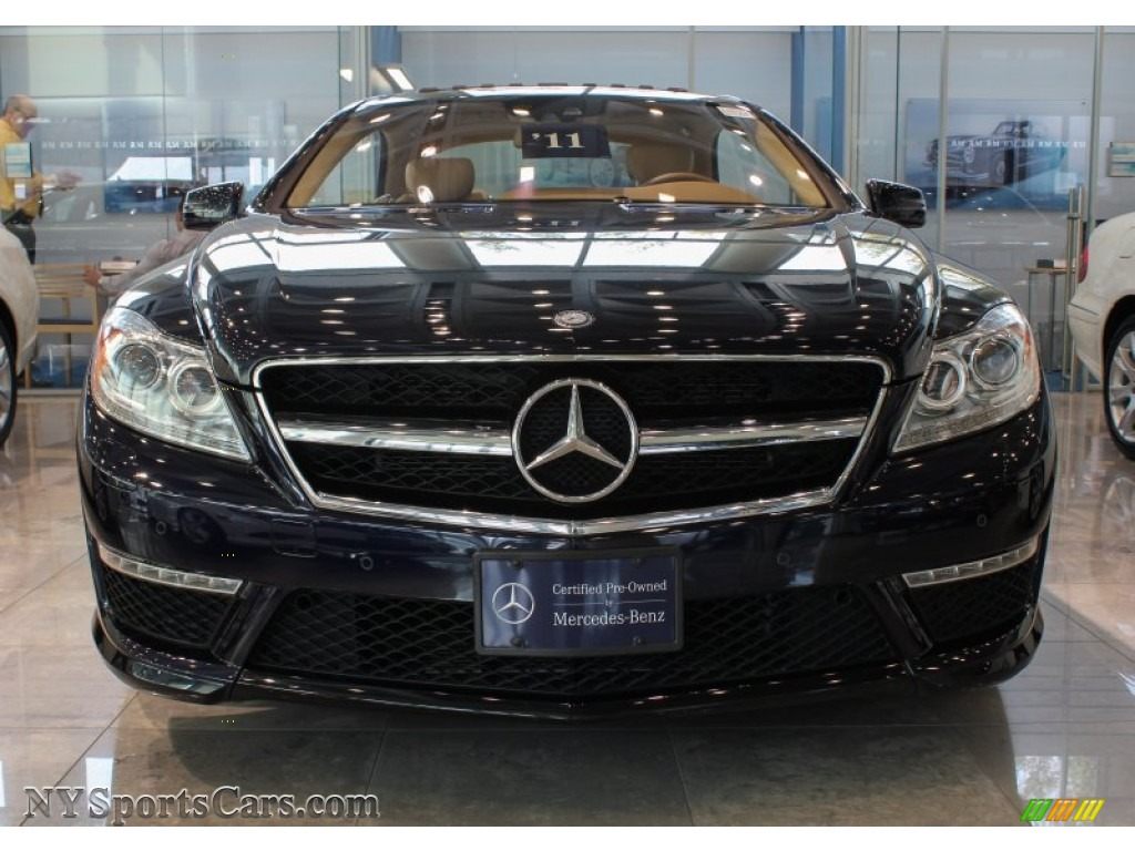 2011 mercedes benz cl 63 amg in capri blue metallic photo. Black Bedroom Furniture Sets. Home Design Ideas