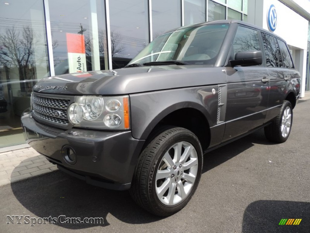 2006 land rover range rover supercharged in bonatti grey 219257 cars for. Black Bedroom Furniture Sets. Home Design Ideas