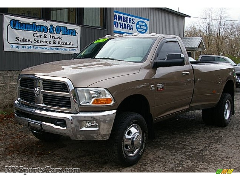2010 Dodge Ram 3500 Slt Regular Cab 4x4 In Austin Tan