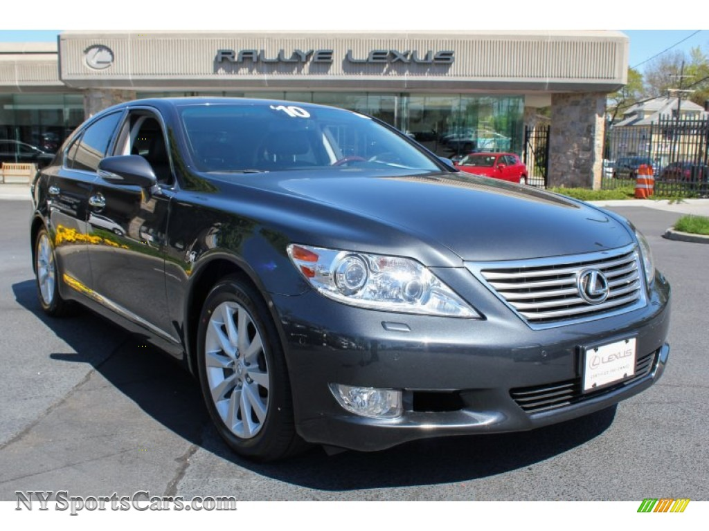 2010 lexus ls 460 awd in smoky granite mica 007151 cars for sale in new york. Black Bedroom Furniture Sets. Home Design Ideas